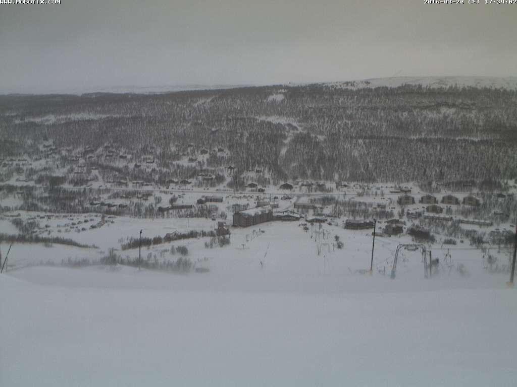 Webbkamera - Hamrafjället, Tänndalen, Funäsdalen